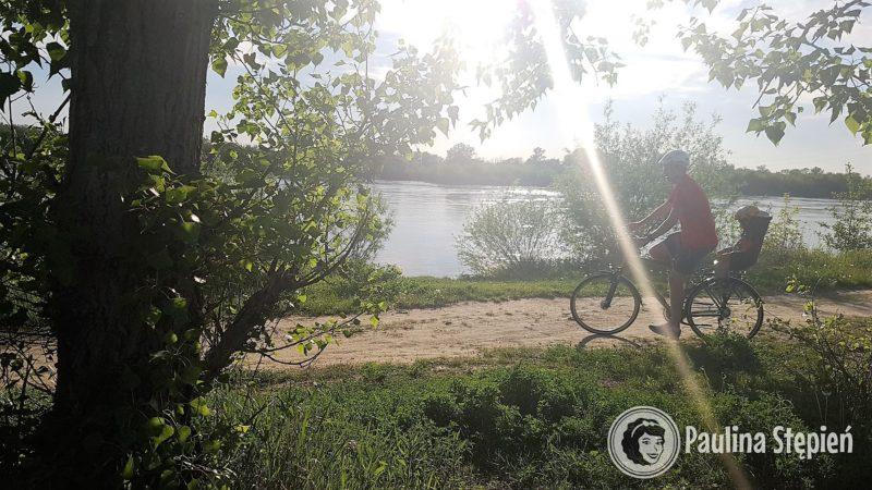 Wycieczki rowerowe z dziećmi są fajną przygodą :D