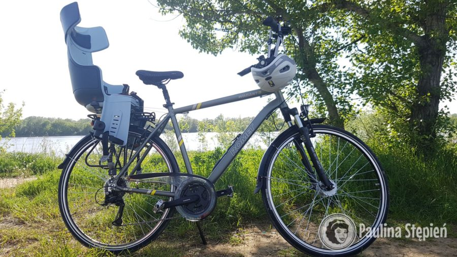 a97d8140e67aa1 Bobike Maxi Tour Rower z fotelikiem Boobike Maxi Tour