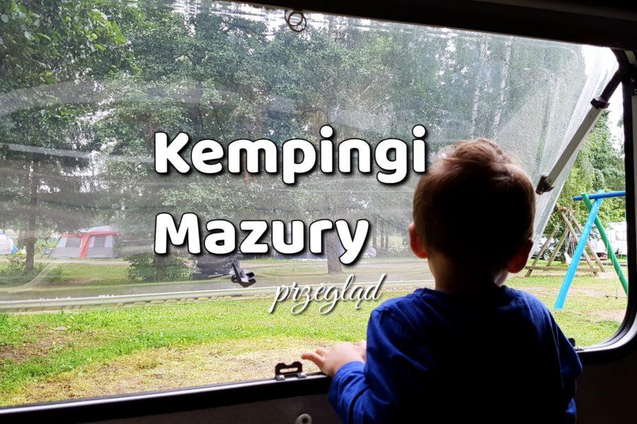 Kempingi Mazury