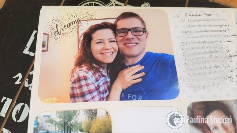 Rocznicowa, 8 lat po ślubie :)