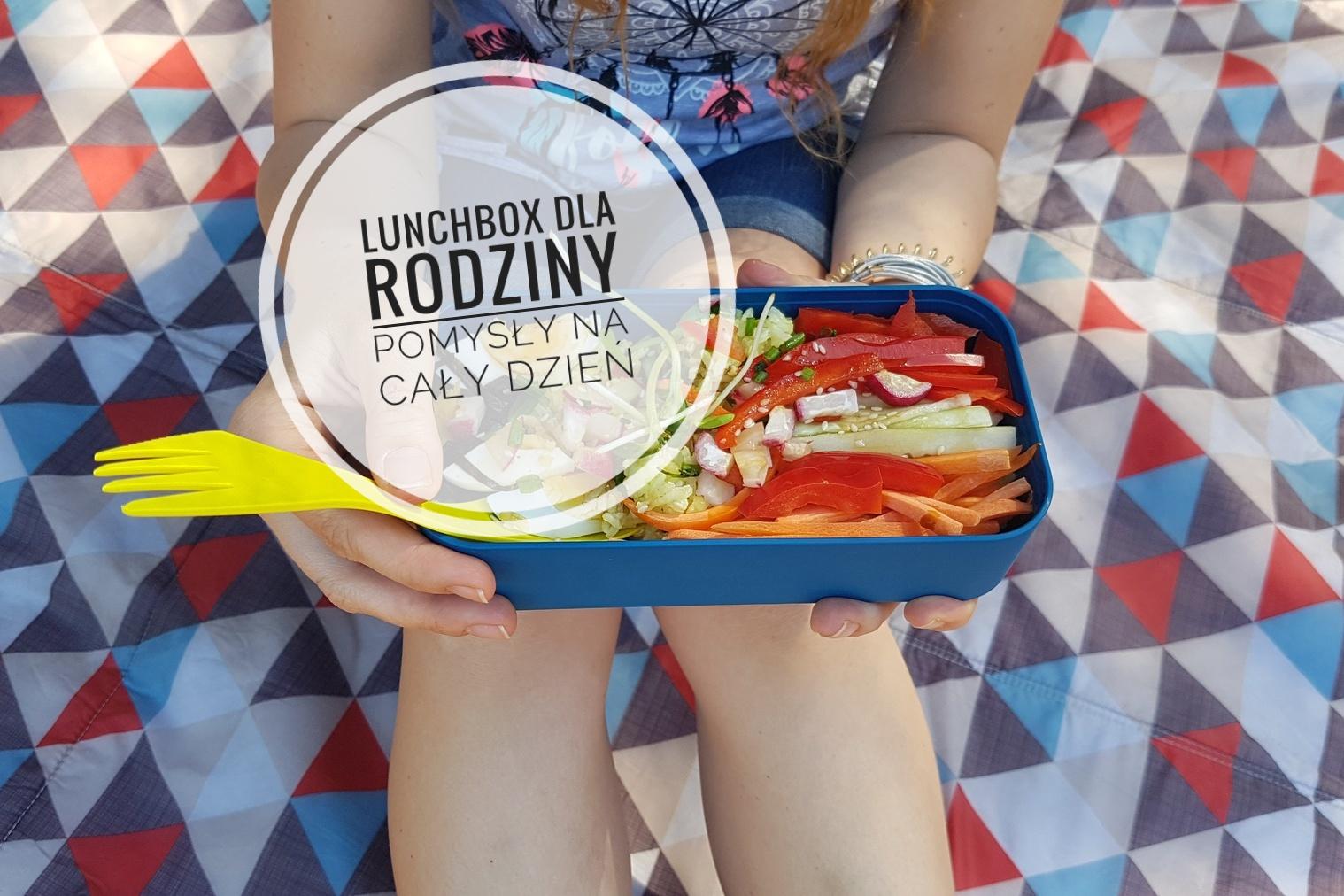 Lunchbox dla rodziny