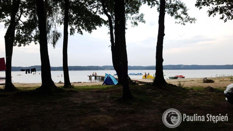 Pole namiotowe Binduga