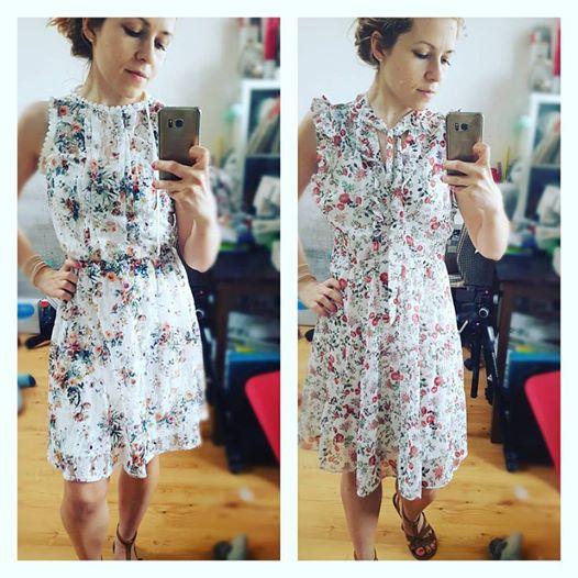 Sukienka – która fajniejsza? :) większość było, że 1 i tę zostawiłam