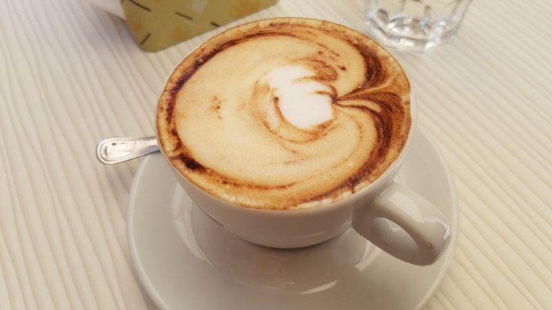I kawa, pyszna!