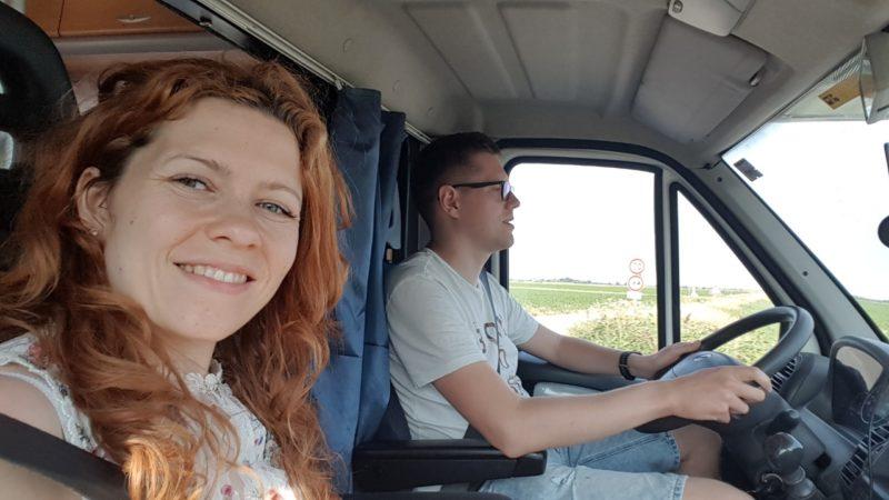Jedziemy do Rawenny