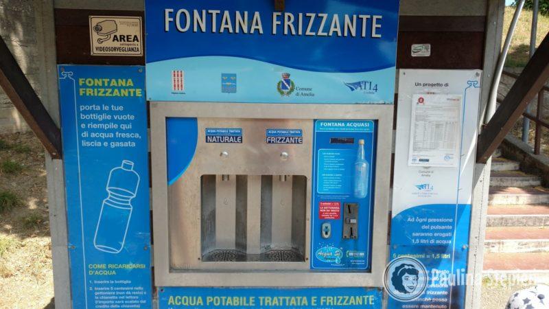 Automat z wodą