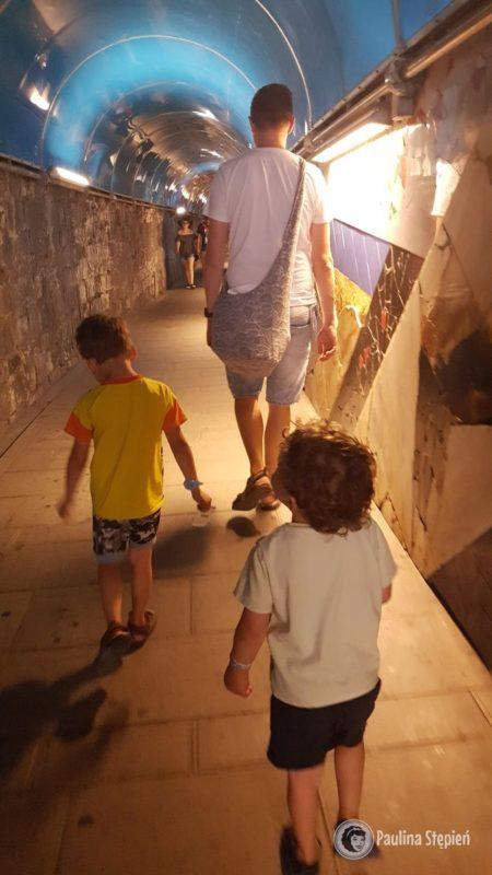 Tunel w Riomaggiore