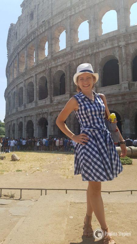 I pierwszy przystanek to Koloseum