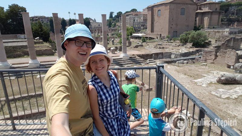 I czas na Forum Romanum