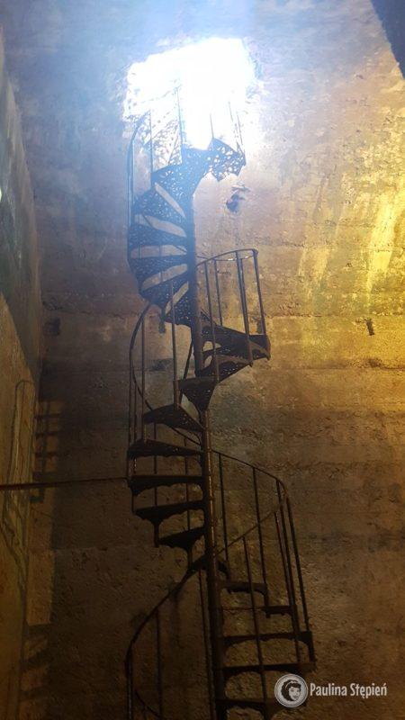 O takie fajne schody