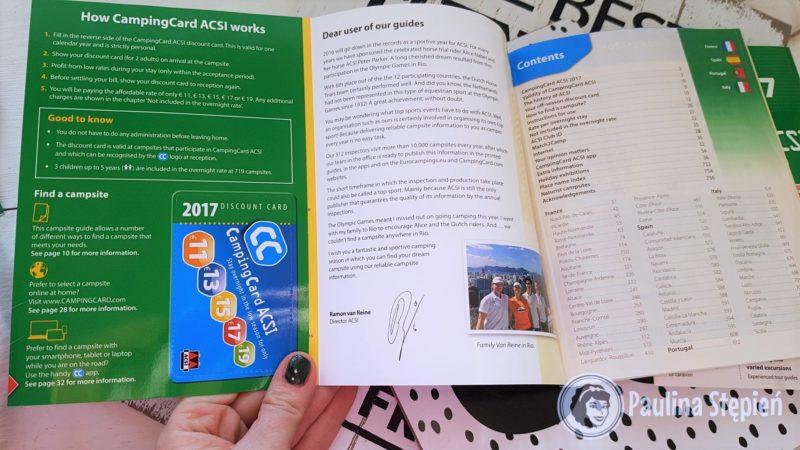 Karta ACSI