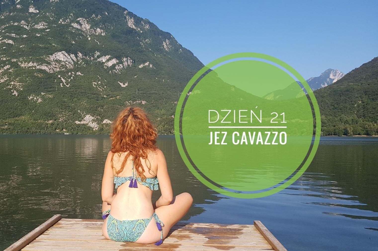 Jezioro Cavazzo