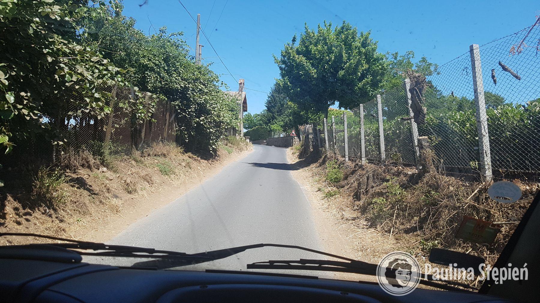 Wąskie drogi