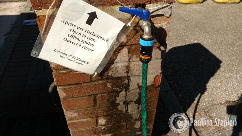 Pobieranie wody czystej