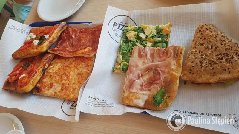 Więcej pizzy