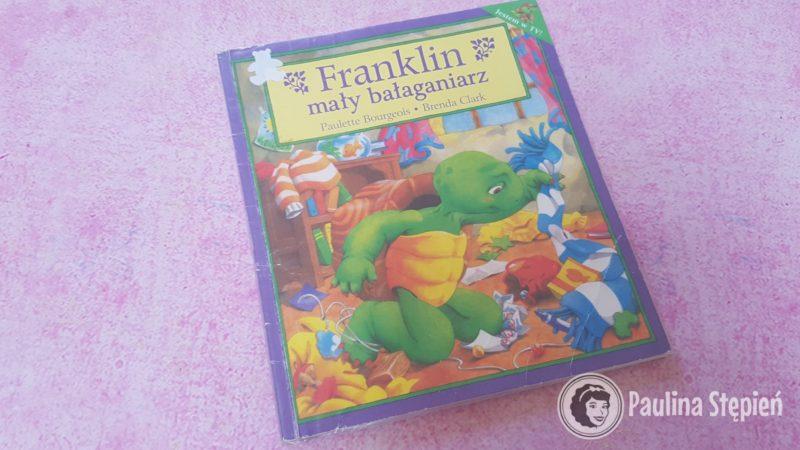 Franklin mały bałaganiarz