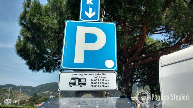 Parking Levanto