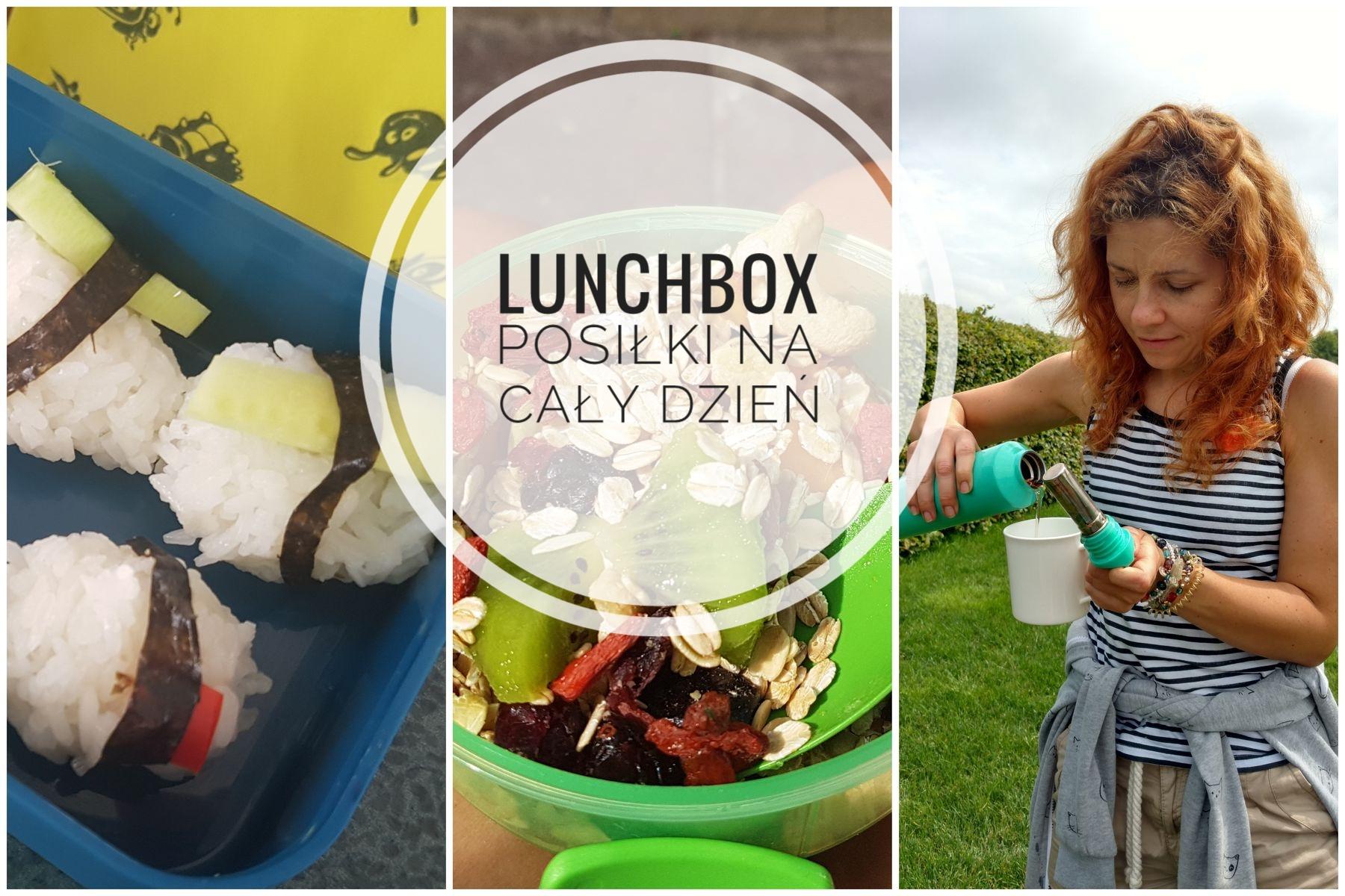 Lunchbox posiłki na cały dzień