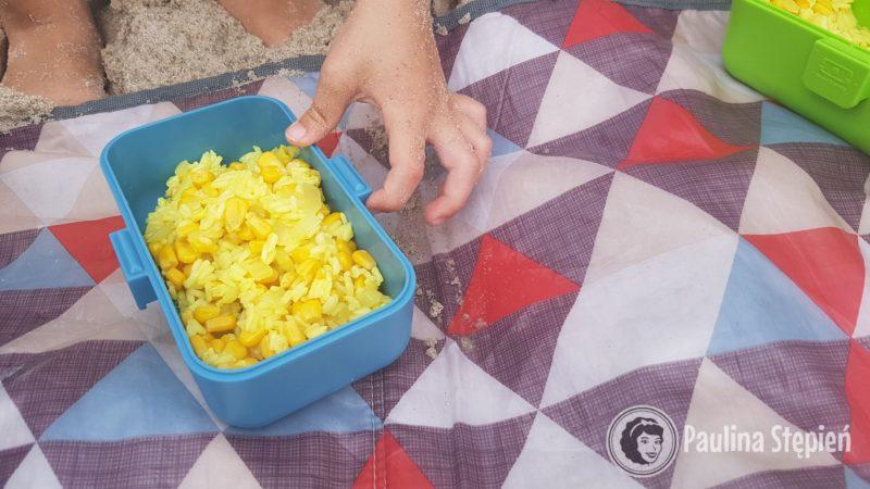 Jedzenie, dzisiaj dla dzieci risotto