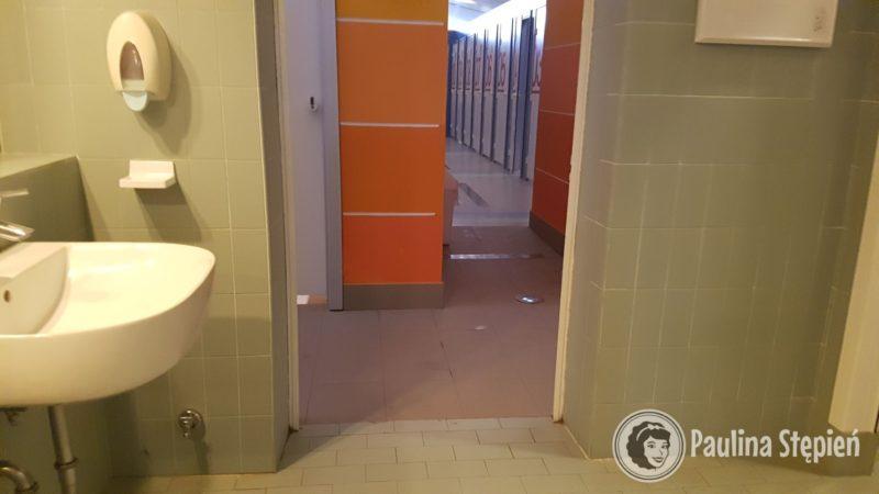A to już łazienki