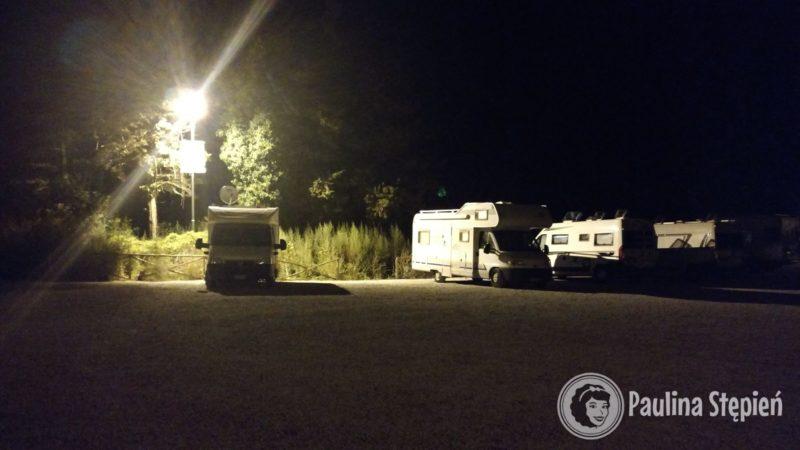 Volterra parking