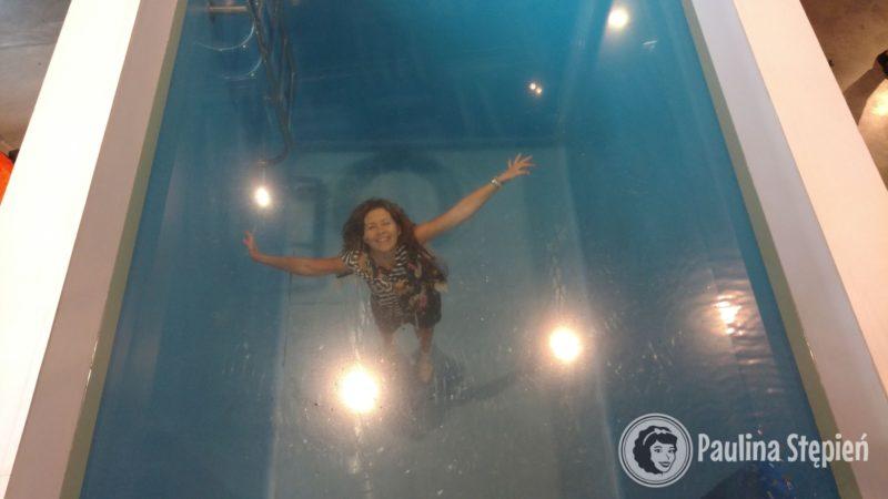 Być pod wodą, a jakby jednak nie być ;-)