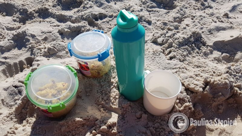I kolejny piknik na plaży