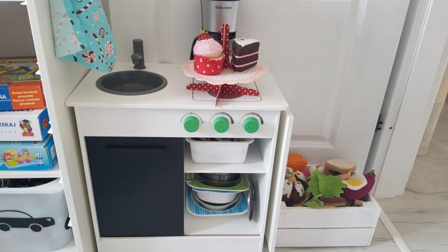 Kuchenka Dla Dzieci Z Dodatkowym Blatem Diy Ikea Hack