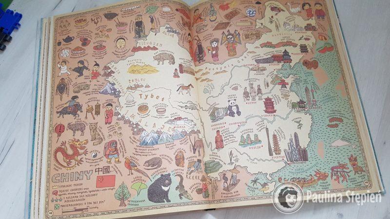 A tak prezentują się mapy w środku