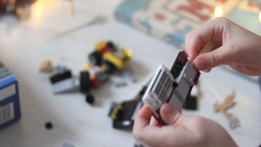 Lego, czyli wciągająca zabawa ;-)