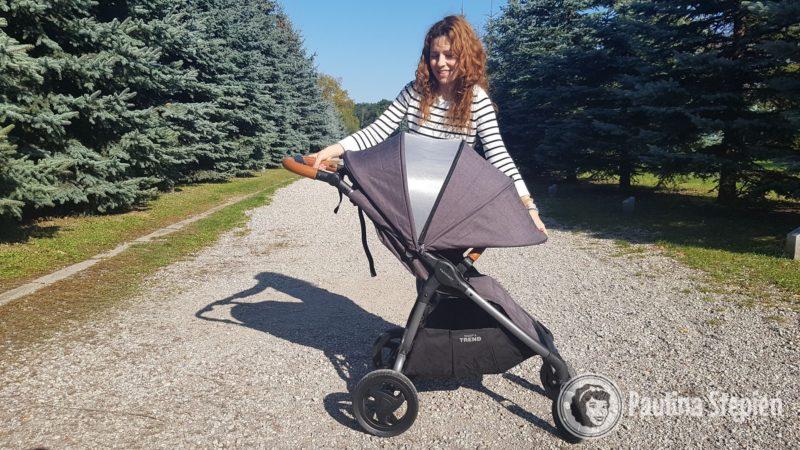 Valco Baby snap Trend - budka powiększona