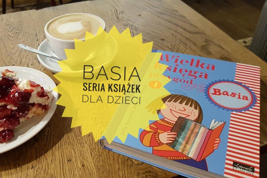 Basia seria książek dla dzieci