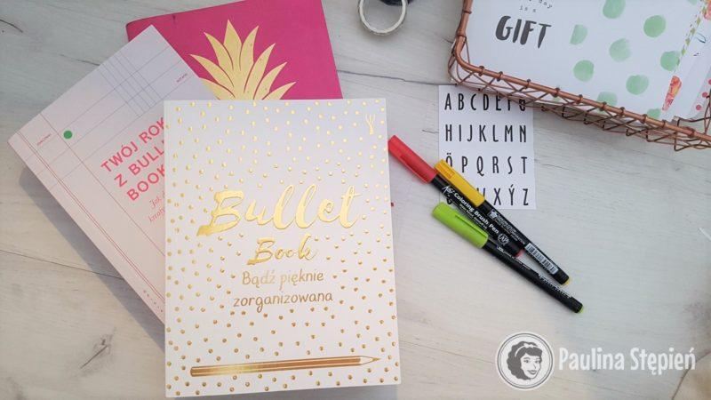 Bullet Book czyli gotowy notes, który możesz spersonalizować
