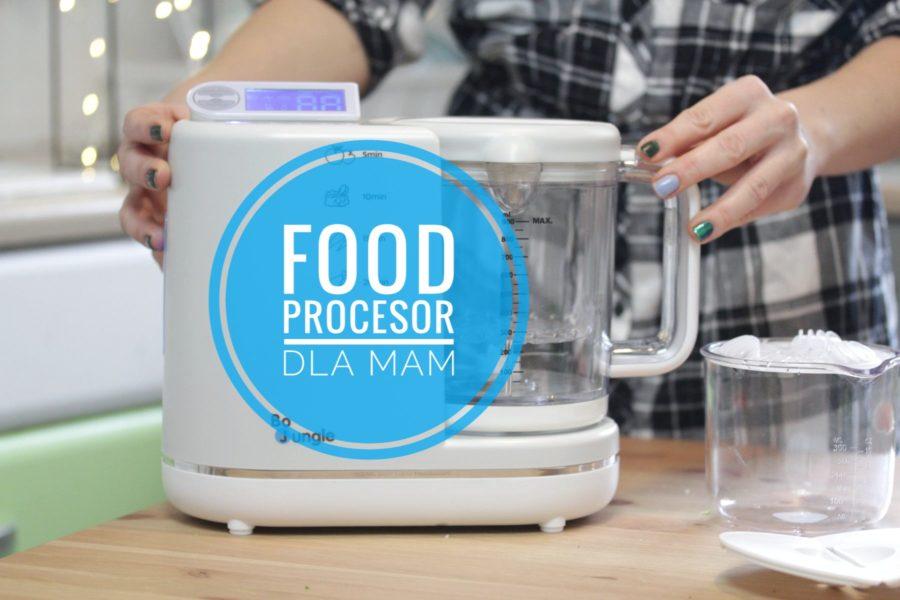 Food procesor dla mam