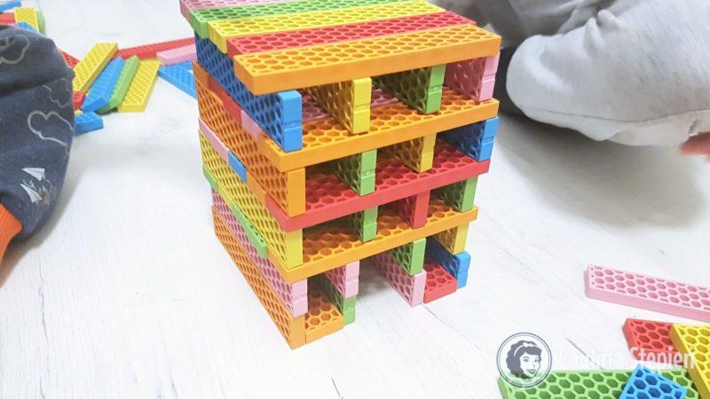Za to budowanie bloków to chyba najlepsze zajęcie wg moich dzieci
