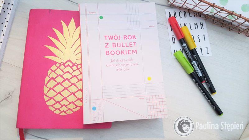 Książka Twój rok z bullet bookiem