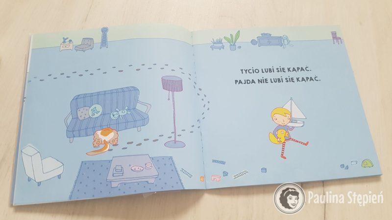 Czyli jedna z ostatnio ukochanych książek mojego trzylatka