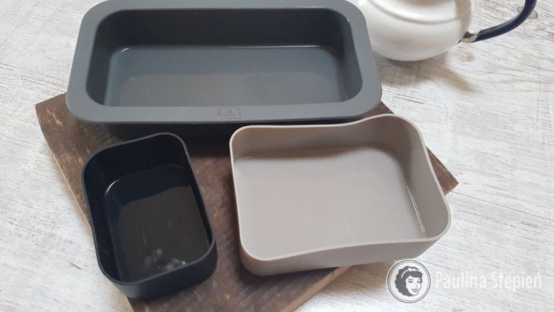 Zestaw pudełeczek silikonowych do mojego monbento