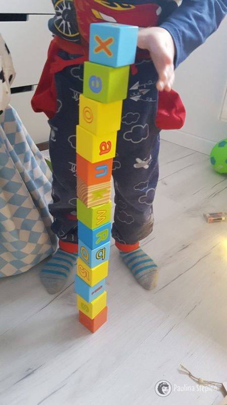 I wieża