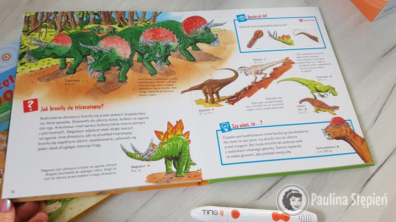 Coś dla fanów dinozaurów