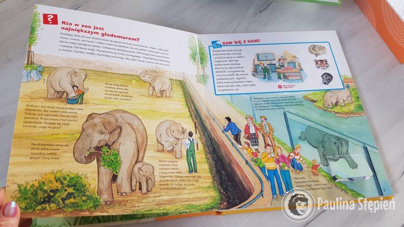 A to już książka o zwierzętach