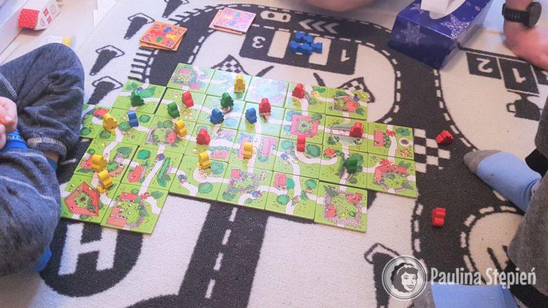 Gramy w grę, Dzieci z Carcassonne