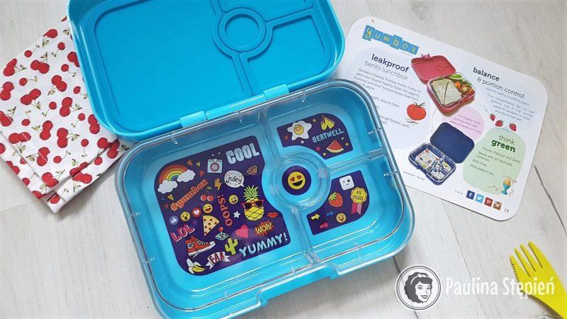 Pudełko na lunch Yumbox Panino