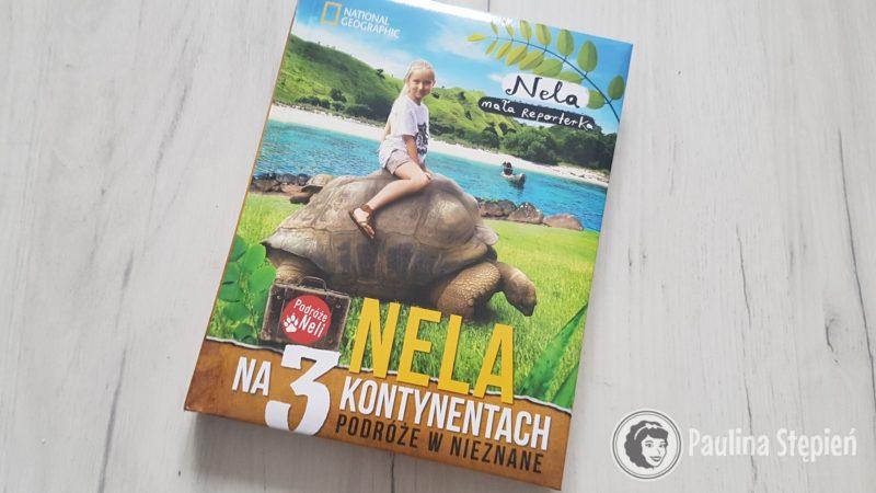 Nela i książka numer dwa