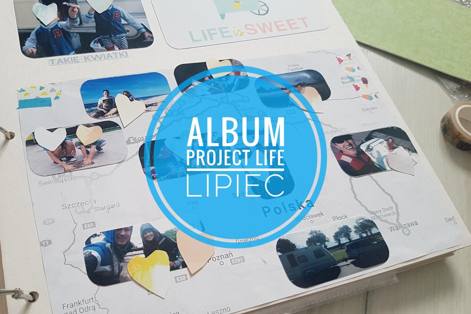 Album lipiec