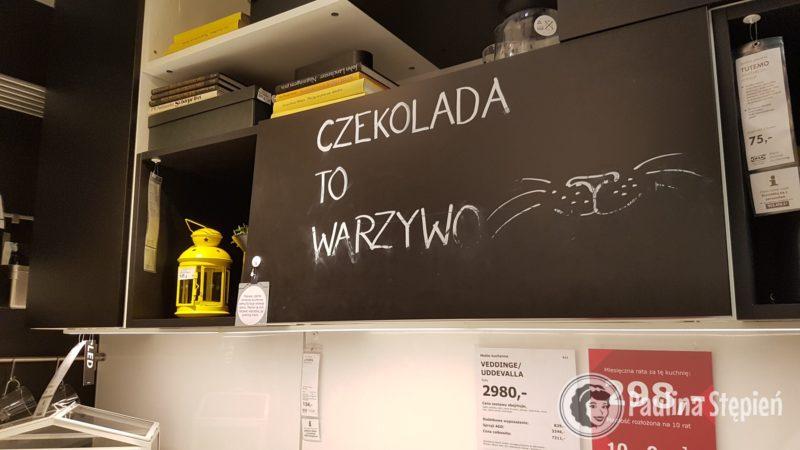 A to coś z ikei, spodobał mi się napis :)