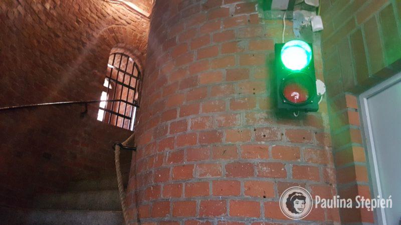 Światełka na wejście