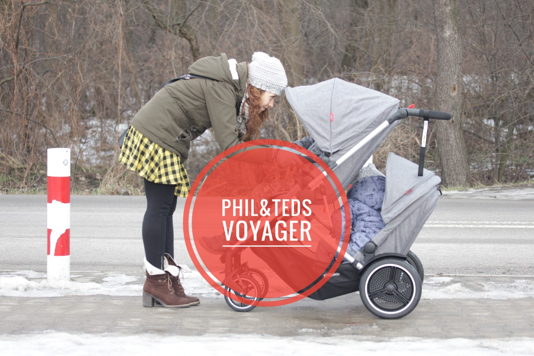 Phil&Teds Voyager