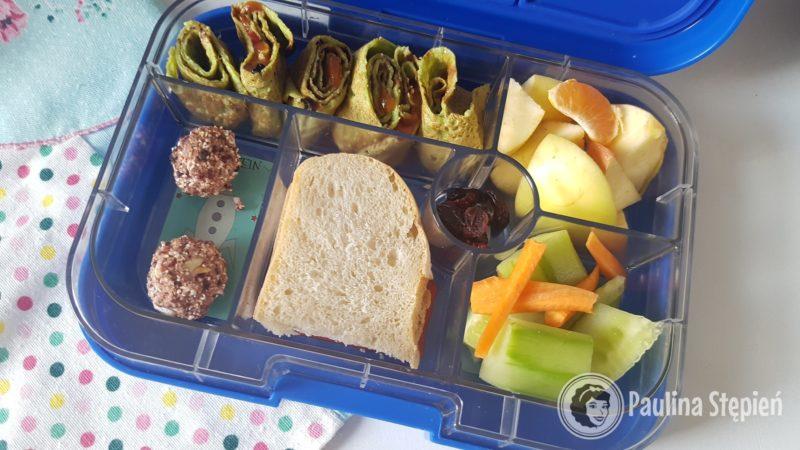 A to moim zdaniem najlepsze pudełko na drugie śniadanie dla dziecka, Yumbox Original (Classic)