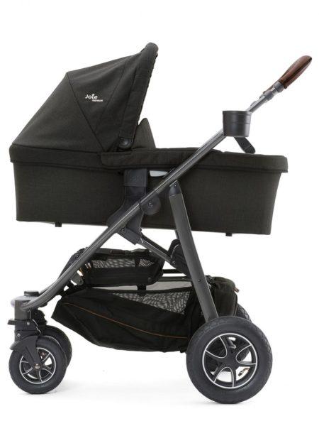 Wózek w opcji z gondolą, zdjęcie prod.